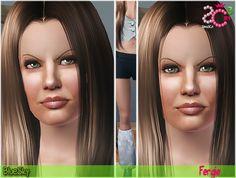 Fergie Sims 3
