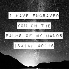 I am His!!