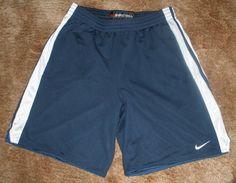 Mens Vintage Nike Basketball Shorts Orange Tag xl by TwiggyPudding