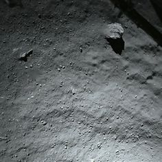Missão Rosetta: sonda Philae pousa com sucesso no cometa 67P/Churyumov–Gerasimenko