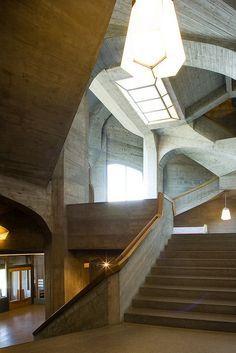 Risultati immagini per Secondo Goetheanum