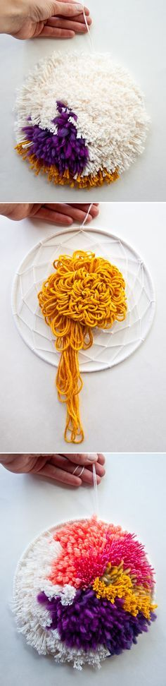 Circle Weaves by The Weaving Loom