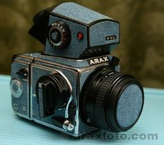 Arax Photo | Specials | ARAX-SE (Special Edition) Gallery. Upgraded Kiev-60, Kiev-88 and Kiev-88CM cameras.