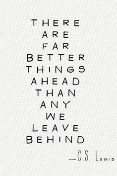 """A new beginning - quote C.S. Lewis & The first step towards getting somewhere is to decide that you are not going to stay where you are """"quoteslife101.net"""