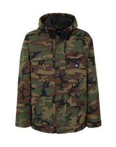 Military Green, Military Jacket, Vans Jacket, Camo Men, Jackets, Products, Fantasy, Green, Camo Vest