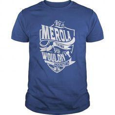 I Love MEROLA T shirts