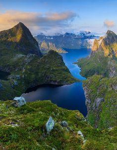 Photograph Lofoten, Norway by Sven Broeckx on 500px