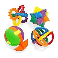 Amazon - Puzzle toys - $13.44 for 36 ($.37 each)