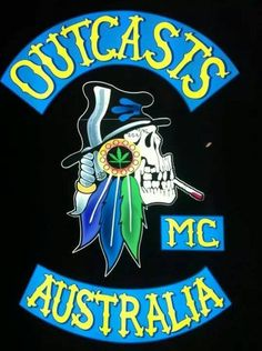 35 Best Outcasts MC (Australia) images in 2018 | Biker clubs
