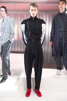 Topman Design Spring-Summer 2018 - London Fashion Week Men's