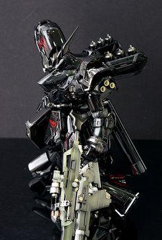 MG Sazabi Ver.Ka // by - Tag to get featured! Gundam Toys, Gundam Art, Gunpla Custom, Custom Gundam, Gi Joe, Battle Robots, Japanese Robot, Mecha Anime, Suit Of Armor
