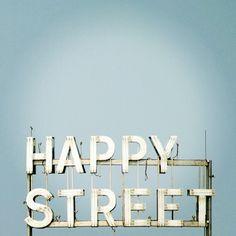happy street.