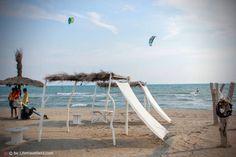 Kitesurfen Toskana, Grossetto