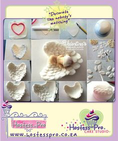 Showing you how  www.hostesspro.co.za #cakedecorating #sugarcraft #hostessprosugarcraft #cake #baking