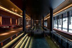 Chedi Andermatt Luxury Hotel Spa Switzerland Pool Ski - GHM - More on www.identitebook.com