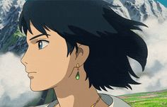 19 Essential Miyazaki Reaction GIFS For Every Occasion Hayao Miyazaki, Howl's Moving Castle, Howls Moving Castle Wallpaper, Manga Anime, Anime Gifs, Studio Ghibli Art, Studio Ghibli Movies, Totoro, Howl Pendragon