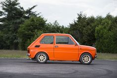 Goodwood - Bonhams to sell 13 of Chris Evans's cars at Revival Fiat 126, Retro Cars, Vintage Cars, Fiat Cars, Fiat Abarth, City Car, S Car, Japanese Cars, Modified Cars