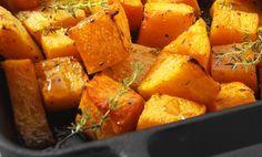 Zucca al forno, la ricetta veloce e gustosa | Cambio cuoco