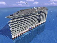 El hermano mayor del Titanic: el Freedom Ship
