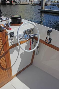 The Cigarette - Photo 4 Smoke On The Water, Boat Interior, Tiny House, Boats, Photo Galleries, Sink, Yachts, Home Decor, Sink Tops