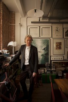 'An English Room': Photos of Benedict Cumberbatch, Stephen Fry, and More in Their Favorite Rooms Portrait Photography Men, Benedict Cumberbatch, Paul Smith, Picture Wall, London Fashion, Creative Inspiration, Famous People, Cool Style, Menswear