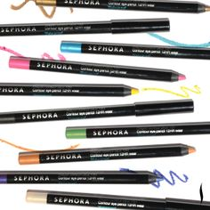 Eyes should be bright like the summer sun. #SEPHORACOLLECTION