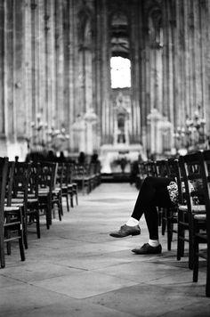 Saint Eustache church in Paris © MarcSchroeder