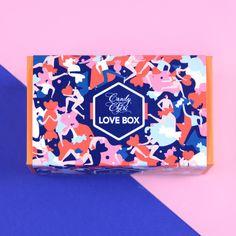 Love Box for Candy Chéri
