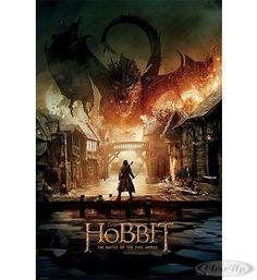 The Hobbit Poster Die Schlacht der fünf Heere Hier bei www.closeup.de