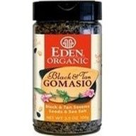$3.18 Black & Tan Gomasio (sesame salt) -- Morning Fresh Market Online Store  Shop online 24/7 in your pajamas.  Conveniently delivered to your doorstep. Competitive prices.Save lots of money from impulse buying!  free account setup.  free shipping.