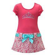 Lilt Short-Sleeve Lace Marsha Dress - Toddler Girls 2t-4t