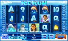 Ice Run is a 5-reel, 25 payline Playtech non progressive video slot machine. Ice Run slot also comes with a wild symbol, scatter symbol, multiplier, bonus game, free spins and more.  More this way…    http://blog.casinocashjourney.com/2014/11/01/ice-run-slot-by-playtech/