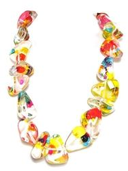 SOBRAL Cascade 'Diamantes' Necklace by Jackie Brazil