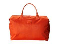 "Lipault Paris 18"" Weekend Satchel Tangerine - Zappos.com Free Shipping BOTH Ways"