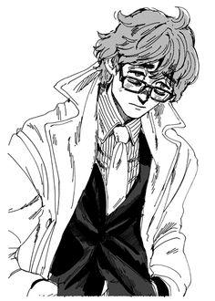 The Pyro Case, maggiethemadbat: Kaneoya Sachiko