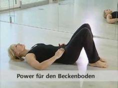 CANTIENICA®-Übung 05: Powerbeckenboden