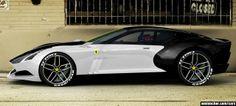 Ferrari by Daniel Alho / Ferrari 612 GTO Concep