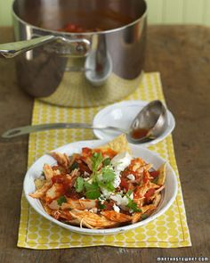 Quick Better-than-Takeout Recipes  Chicken Chilaquiles