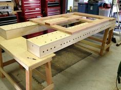 Workbench - Think of it as an MFT/3 that can split in the middle