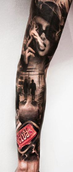 Man Page - Entertainment For Men: 50 Most Incredible Tattoos Ever