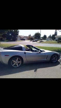 My old corvette!!!!