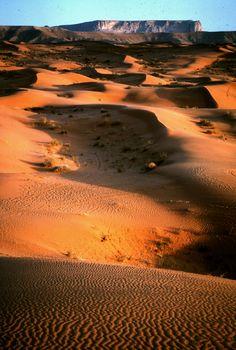 Saudi Arabia The Jebel Tuwaiq outside of Riyadh by J.Lewis
