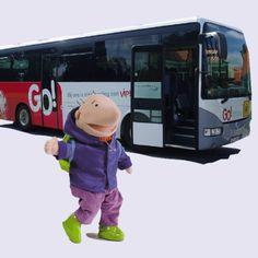daglijn uitstap met bus