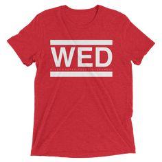 1497e3838251 Men's 'WED' (Wisdom Experience Discernment) TShirt ...