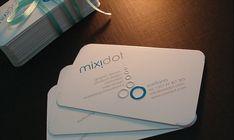 Mixidot Business Card #design #inspiration