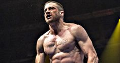 First Look at Jake Gyllenhaal in Boxing Drama 'Southpaw' -- Jake Gyllenhaal packed on 15 pounds of muscle to portray boxer Billy Hope in the first photo from Antoine Fuqua's 'Southpaw'. -- http://www.movieweb.com/southpaw-movie-photo-jake-gyllenhaal