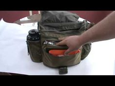 Assembling a Get Home Bag Part 2: Food, Water, Shelter, and Fire