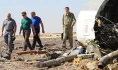 Intercepted 'Chatter' Suggests Bomb Downed Russian Jet