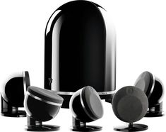 Focal Dôme 5.1 Noir Dôme 5.1 Noir Vue principale