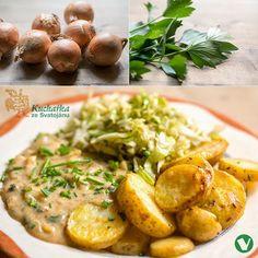 Baked Potato, Good Food, Potatoes, Baking, Ethnic Recipes, Potato, Bakken, Backen, Baked Potatoes